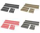 6pcs/Pack FMA Airsoft Soft Rubber Ladder Rail Protective Cover Handguard TB1049