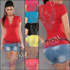 NEW SEXY LADIES CASUAL WEAR TOPS online sz XS S M L shop WOMEN'S POLO T SHIRTS