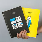[Ggo Deung O Monthly_Planner] Diary Scheduler Journal Monthly Weekly Planner