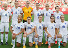 WOMENS ENGLAND WORLD CUP SQUAD 2015 01 JILL SCOTT (FOOTBALL) 02 PHOTO PRINT