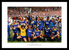 Wimbledon FC 1988 FA Cup Final Team Celebrations Photo Memorabilia (702)