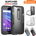 Moto G 3 3nd  Case Cover, Genuine SUPCASE Premium Hybrid Protective Case