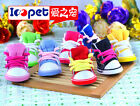Ioopet Fashion Colorful Cotton Dog Boots winter Dog Shoes XS-XL 5 Size
