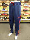 NEW ADIDAS Manchester United FC Training Pants - Navy/Red;  AC1500