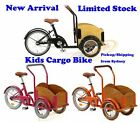 Kids Tricycle Childrens Bike Cargo Box Toddlers Bike Bicycles