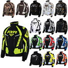 2016 FXR Team FX Insulated Snowmobile Jacket Snocross Waterproof Size S-5XL