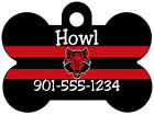 Sun Belt Conference Football Dog Tag Pet ID Personalized w/ Name & Number