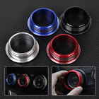 HOT 6x Alloy Air Condition AC Button Knob Ring Cover Kit for Subaru Forester XV