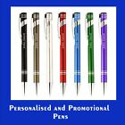Ballpoint Pen RUBBER - Personalised with your name or text