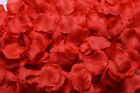 1000~5000pcs Various Colors Silk Flower Rose Petals Wedding Party Decorations фото