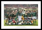 Ireland Rugby Team 2009 Six Nations Grand Slam Photo Memorabilia (464)