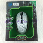 New white Wired LED USB Jack Optical Gaming Mouse for PC Laptops Computer LS3237
