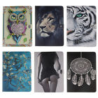 Magnetic Painting Stand PU leather Flip Wallet Case Cover For Apple iPad mini 4