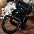 Swivel D Ring Rotation Buckle Clip Molle Sternum Strap System 18MM 25MM Webbing