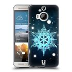 HEAD CASE DESIGNS SNOWFLAKES SOFT GEL CASE FOR HTC PHONES 2