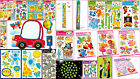 WALL STICKERS Childrens Room Decoration deco stickers animals flowers yardstick
