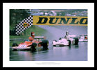 Niki Lauda James Hunt 1975 Brands Hatch Motorsport Photo Memorabilia (889)