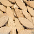 LAMELLO WOODEN JOINTING BISCUITS DOWELS No 0, No 3, No 10, No 20 GROOVE DEPTH
