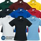Ladies Sprint Polo Shirt Sports Top Size 6 8 10 12 14 16 18 20 22 24 New P300LS