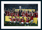 British & Irish Lions v Australia 2013 Team Celebrations Photo Memorabilia (960)