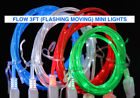 FLOW LIGHT-UP 3FT LED data USB charger cable FOR Apple iPhone 7 6 plus 5s 5c 4s