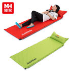 New Camping Self Inflatable Sleeping Mat Cushion Air Bed Pad Cushion With Pillow