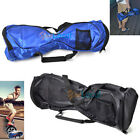 "Blue/Black Carrying Case Handbag Travel Bag 10""/8""/6.5"" For Electric Scooter USA"