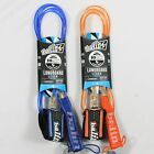 Balin 10' Longboard / SUP Ankle Surfboard Leash with FREE Wax Comb