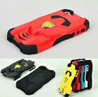 Cute Cool 3D Sports Race Car Hybrid 2 In 1 Shockproof Case For iPhone 5S/SE/6/6S