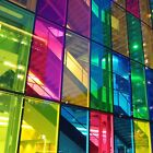 TRANSPARENT COLOURED WINDOW FILM STAINED GLASS SELF ADHESIVE VINYL FABLON