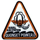 NAVAL AIR STATION NAS QUONSET POINT RI US NAVY PATCH USS PIN UP CARRIER WING WOW