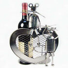 Stylish Modern Classy Decor Fine Dining Metal Hand Made Wine Holder Decoration