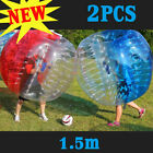 1.2M 1.5M 1.7M Body Inflatable Bumper Football Zorbing Human Bubble Soccer Ball