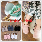 Suede Leather Cute Baby Girls Boys Toddler Infant Tassel Moccasins Shoes 0-18M#Z