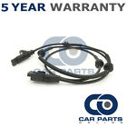 FOR PEUGEOT 407 SW 2.0 HDI 136 DIESEL (2004-2007) FRONT ABS WHEEL SPEED SENSOR