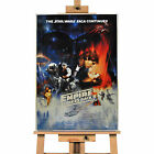 Star Wars 2 Empire Strikes Back Canvas Print Wall Print A1 / A3 / A4 Sizes £15.99 GBP