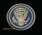 US PRESIDENTIAL CHALLENGE COIN PRESIDENT BUSH LIBRARY & MUSEUM WASHINGTON DC WOW
