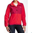 NWT North Face Women's Denali Polartec Fleece Jacket Rambutan Pink/Cerise $179 M