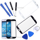 Pro Front Screen Glass Lens Outer Replacement for Samsung Galaxy S4 i9500 + Tool