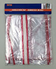 Dress Clothes bag Suit Garment Cover Bag Protector Bag Clear 2 Types-AU STOCK