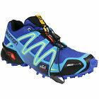 Salomon Speedcross 3 CS Schuhe Laufschuhe Trail-Running Climashield Damen Blau