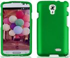 GREEN Snap-On Case Hard Cover for LG F70 / Access LTE