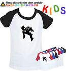 Operation ivy guy Pattern Kids Birthday Gift Boy's Girl's T Shirt Tees
