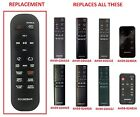 Replacement Remote Control for many Samsung Soundbar