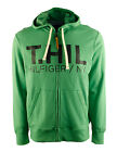 TOMMY HILFIGER Men's Full Zip Hooded Sweater