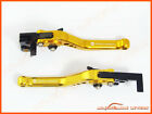 Honda CBR400F / F3 / F2F 1985 - 1987 CNC Short Adjustable Brake Clutch Levers