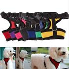 Adjustable Puppy Pet Dog Cat Control Harness Collar Safety Strap Soft Mesh Vest