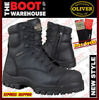 Oliver Work Boots, 55285, Steel Cap Safety Zip. EXPRESS POST - FREE GIFT OPTION!