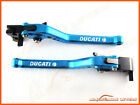 Ducati ST4S 2003 CNC Long Adjustable Brake Clutch Levers
