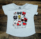 "NEW Universal Studios Helly Kitty ""A Star is Born"" Womens Gray T-Shirt S-2XL"